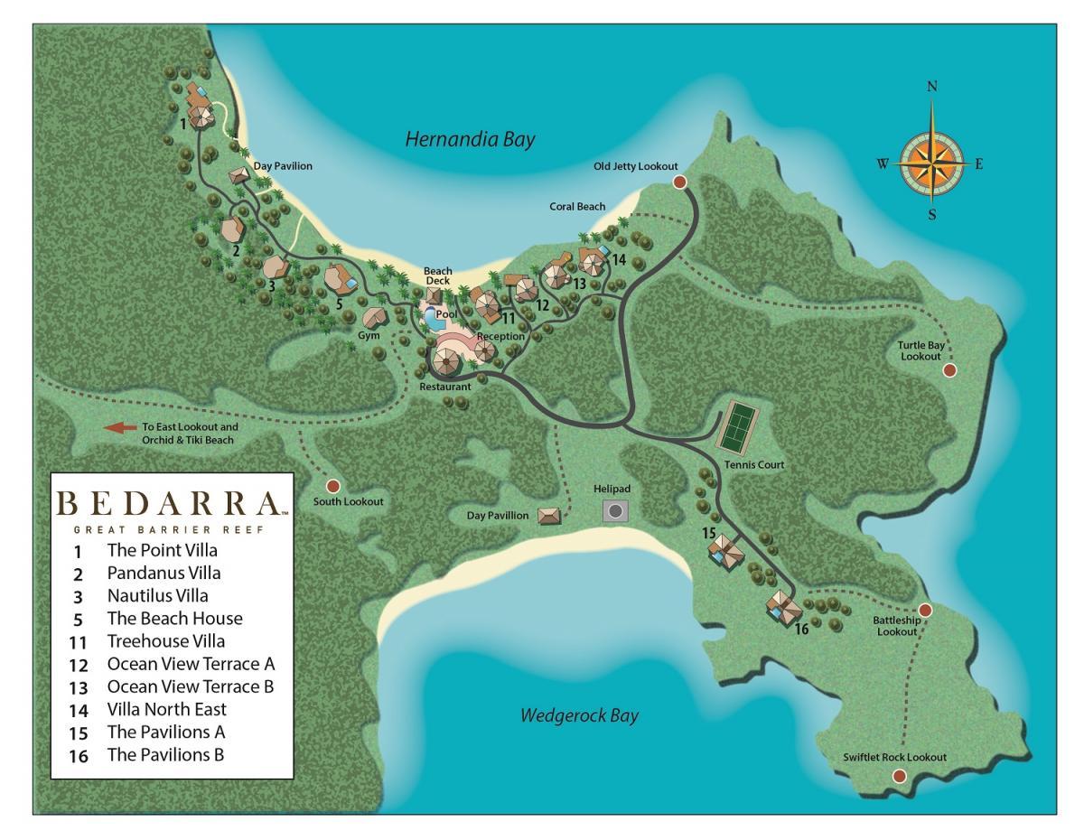 Bedarra Island: Private Luxury Island Accommodation