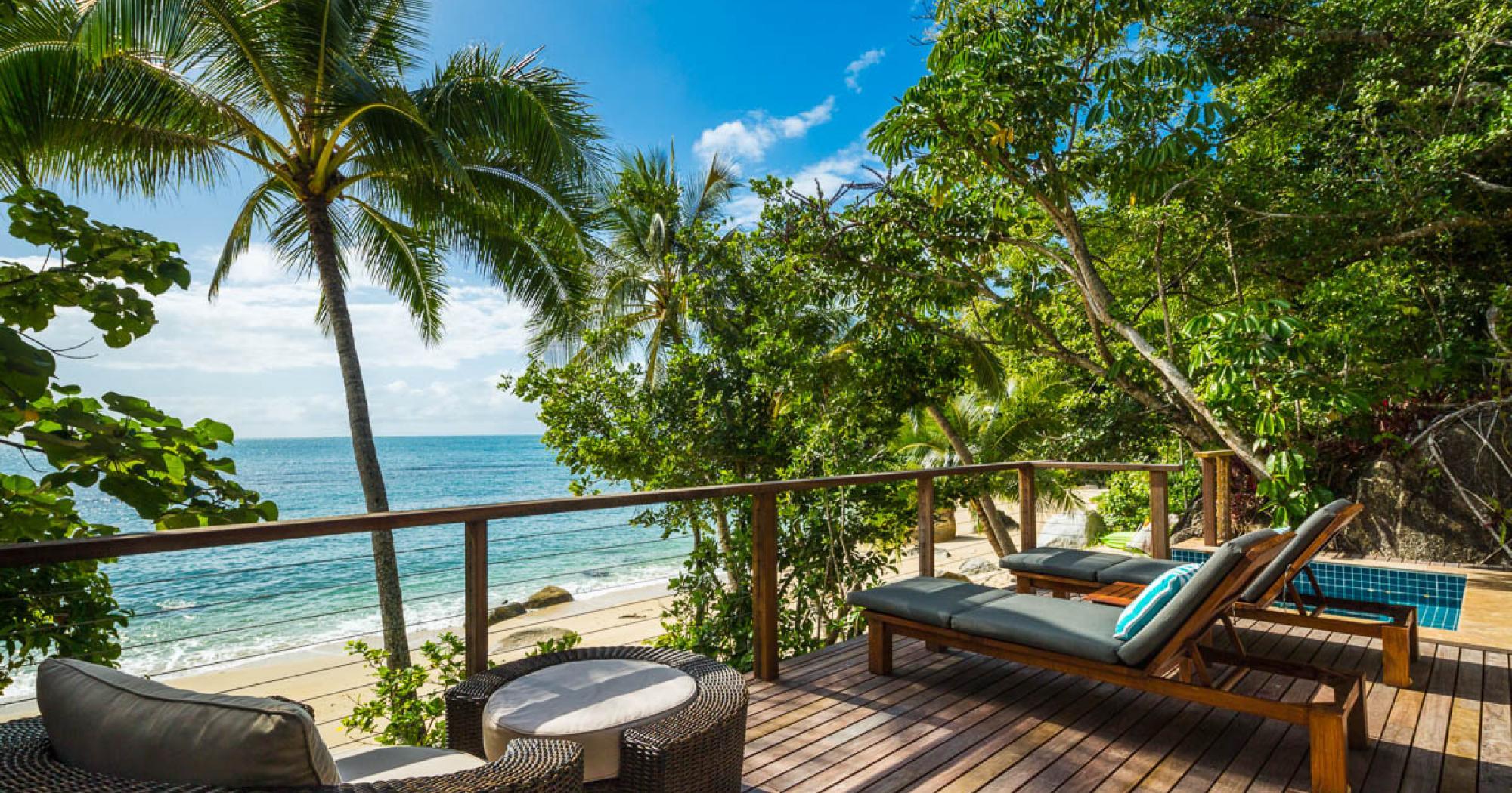 Bedarra Island Resort Great Barrier Reef
