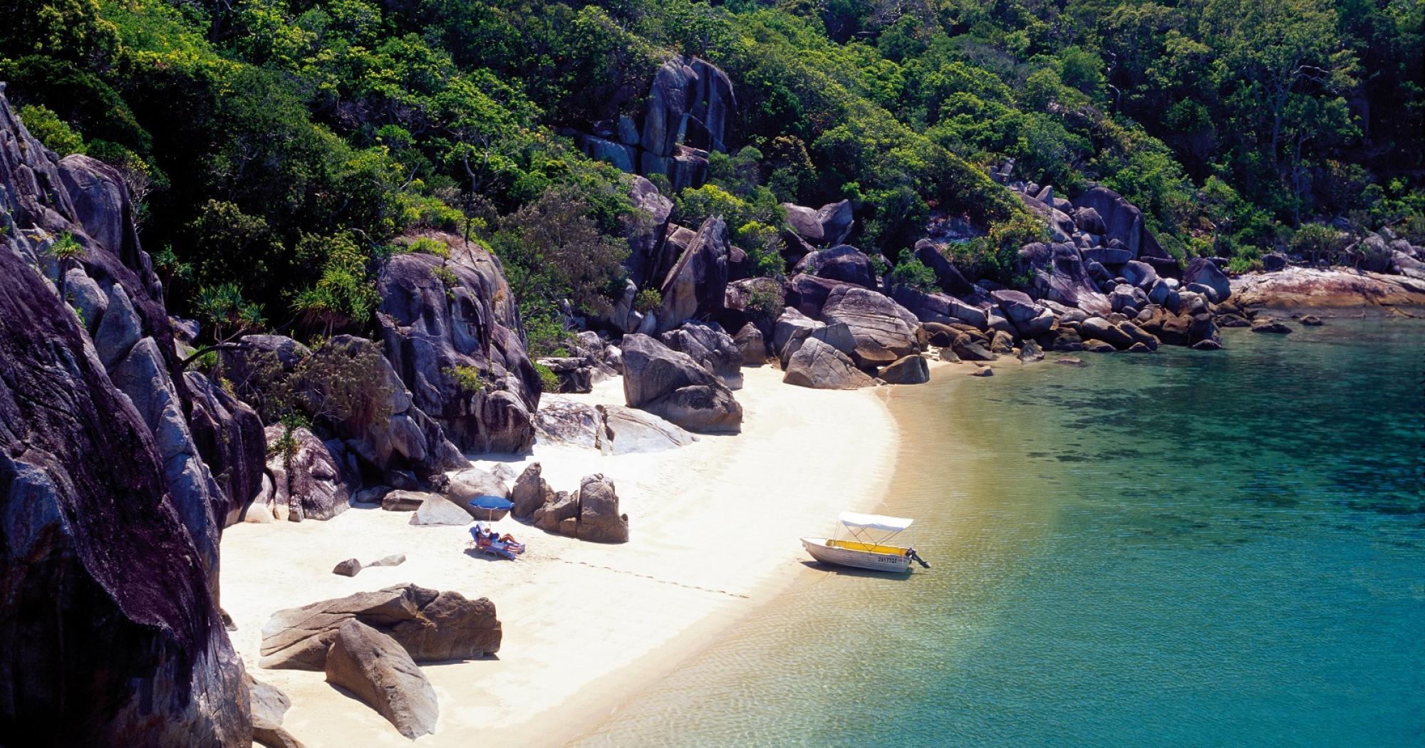 Dunk Island Holidays: